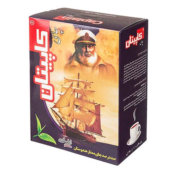چای 450 گرم معطر بنفش کاپیتان