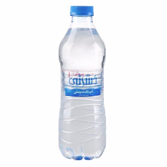 آب معدنی نیم لیتری دسانی