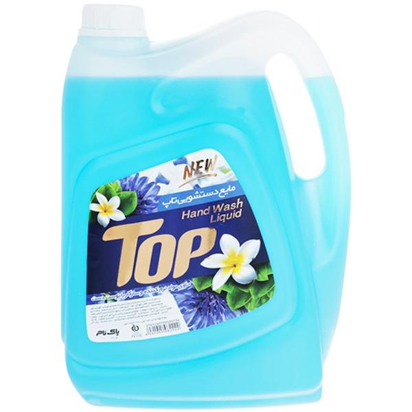 مایع دستشویی 3750 گرم آبی تاپ
