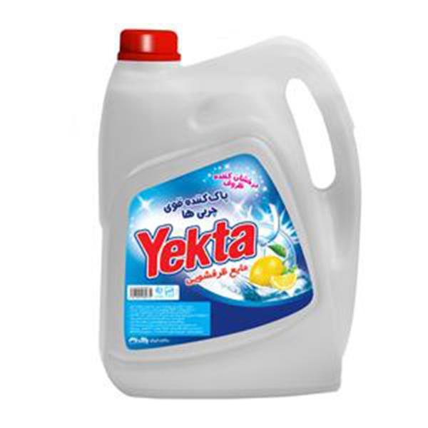 مایع ظرفشویی 3750 لیمو یکتا