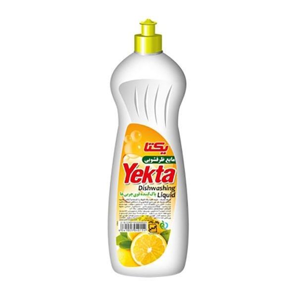یکتا مایع ظرفشویی 1 لیتری لیمو
