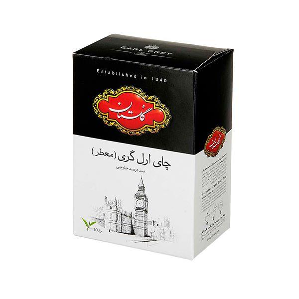 چای سیلان عطری 100 گرمی گلستان