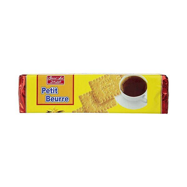 پتی بور وانیلی 125 گرمی شیرین عسل