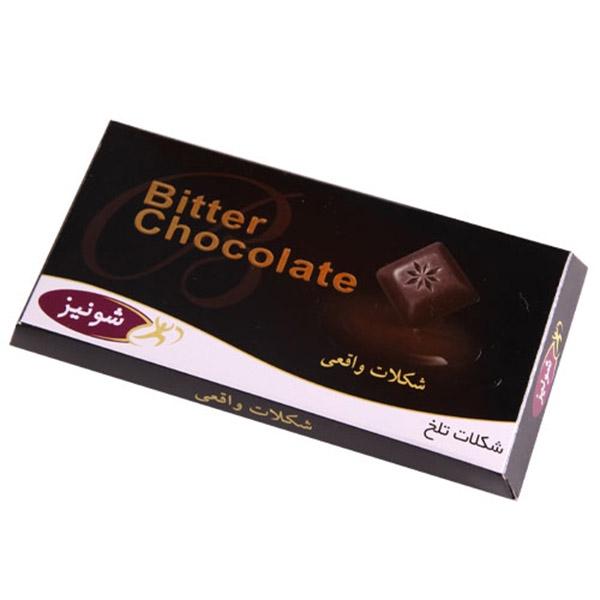 شکلات تلخ 78% شونیز