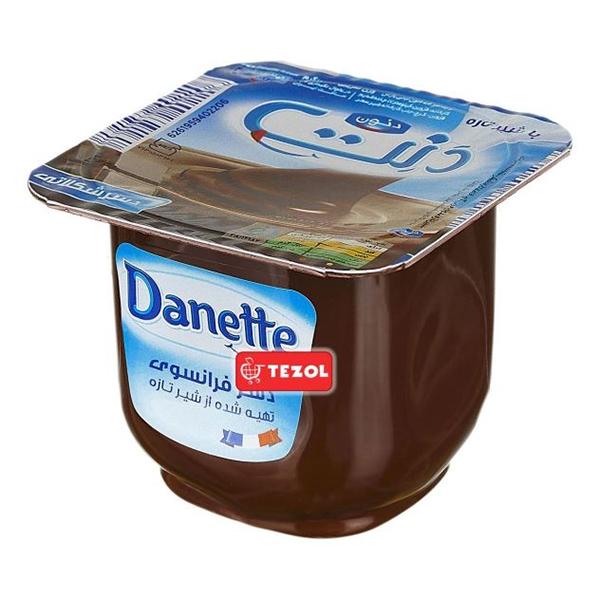 دسر شکلاتی دنت دامداران