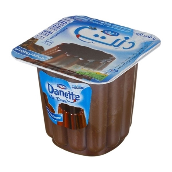 دنت شکلات کارامل دامداران