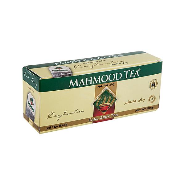چای تی بک 25 تایی معطر محمود