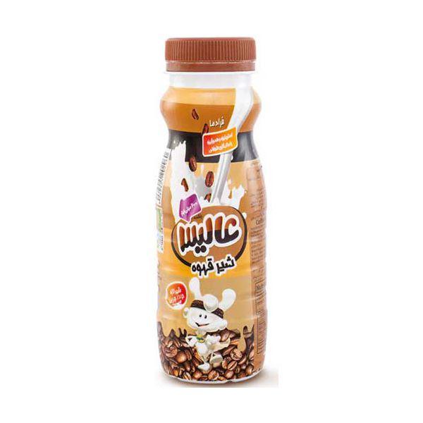 شیر قهوه 200 سی سی عالیس
