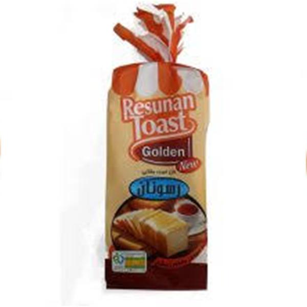 نان تست طلایی مخصوص  بزرگ رسونان