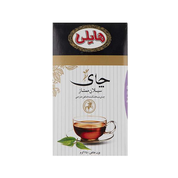 چای سیلان ساده450 گ هایلی