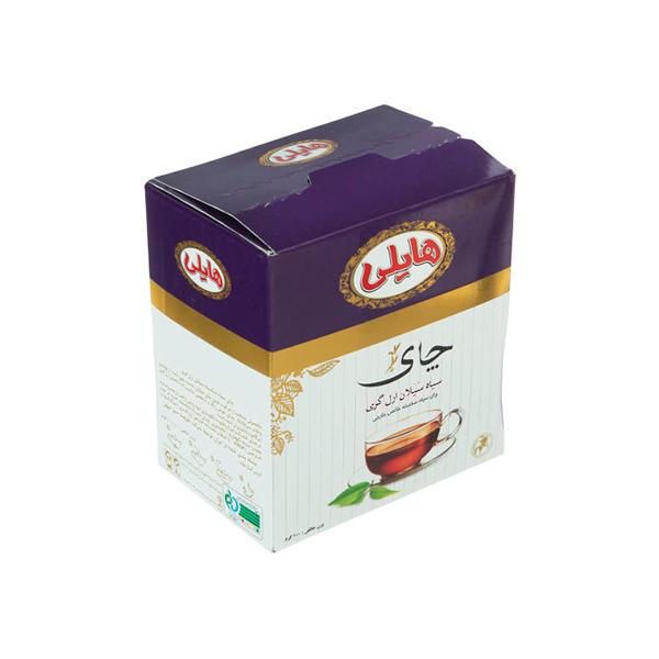 چایی سیلان ارل گری 100گ هایلی