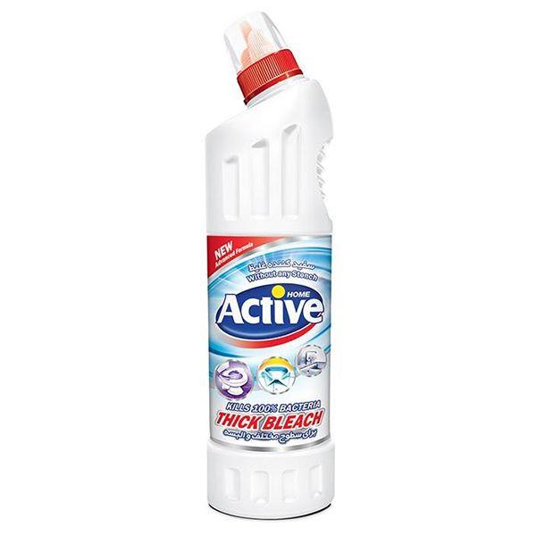 سفید کننده غلیظ 750 گرمی سفید اکتیو