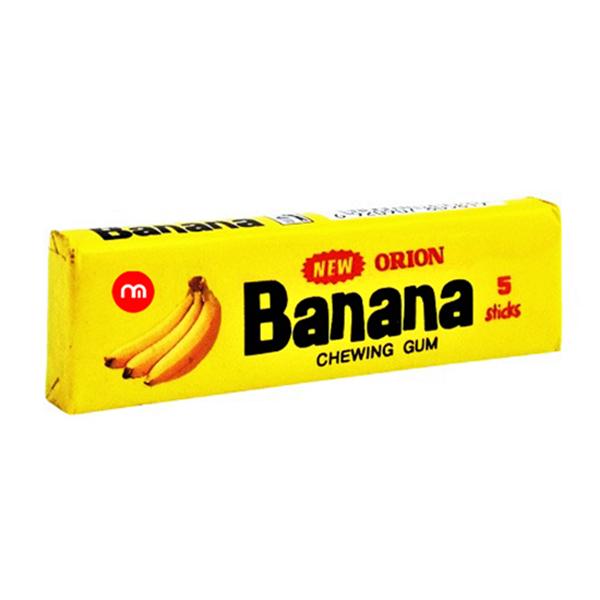 آدامس موزی banana