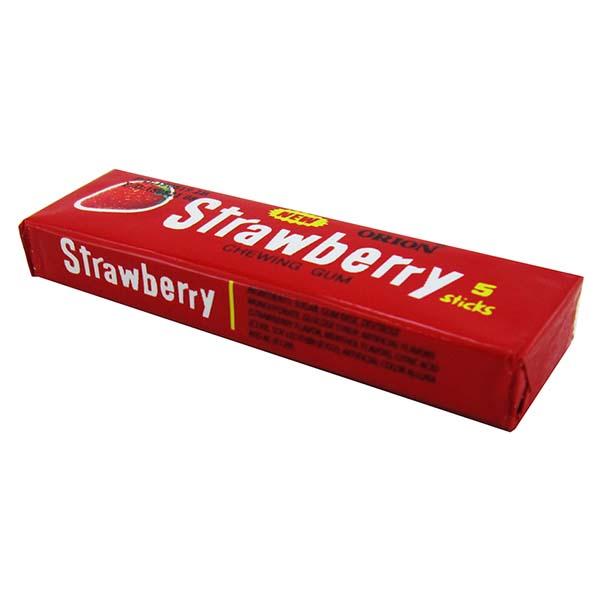 آدامس توت فرنگی strawberry