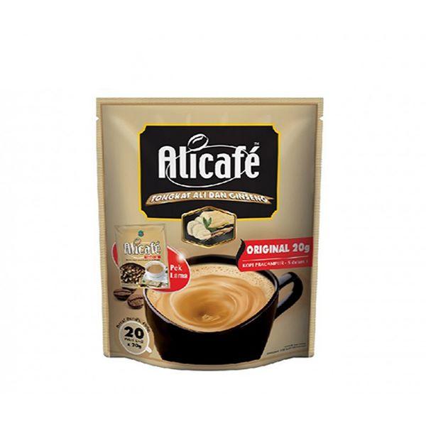 قهوه فوری بسته 40 عددی علی کافه