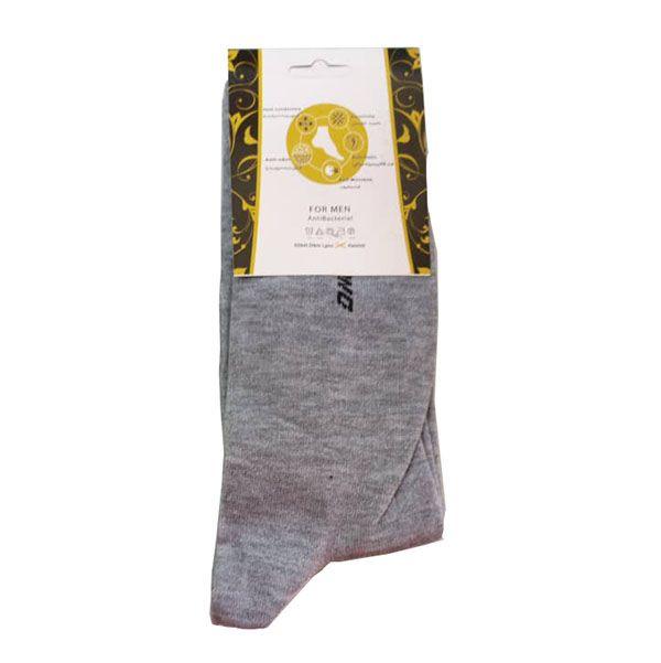 جوراب مردانه نانو ساق بلند